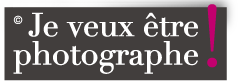 Je veux être photographe! Stage de photo paris